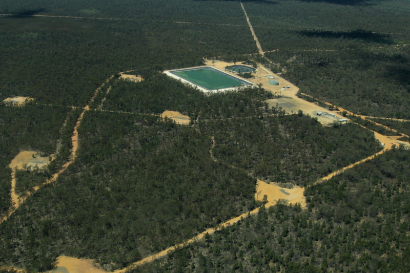 coal seam gas, pilliga, narrabri, new south wales