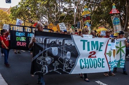 time to choose, clean air, water, land lock the gate alliance, new south wales, coal, coal seam gas