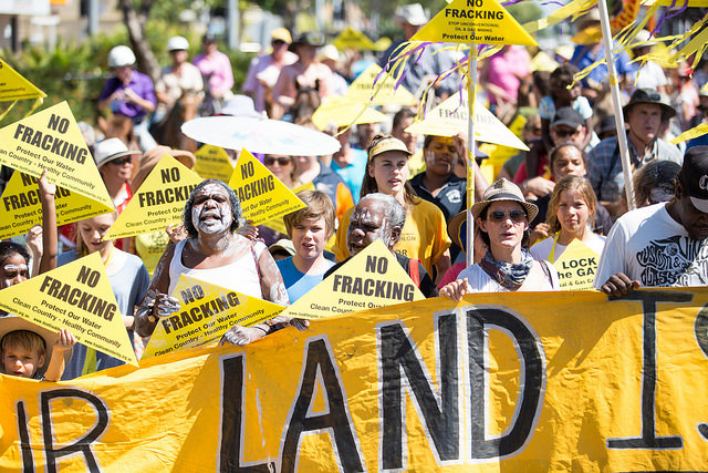 fracking, northern territory, shale gas, lock the gate alliance