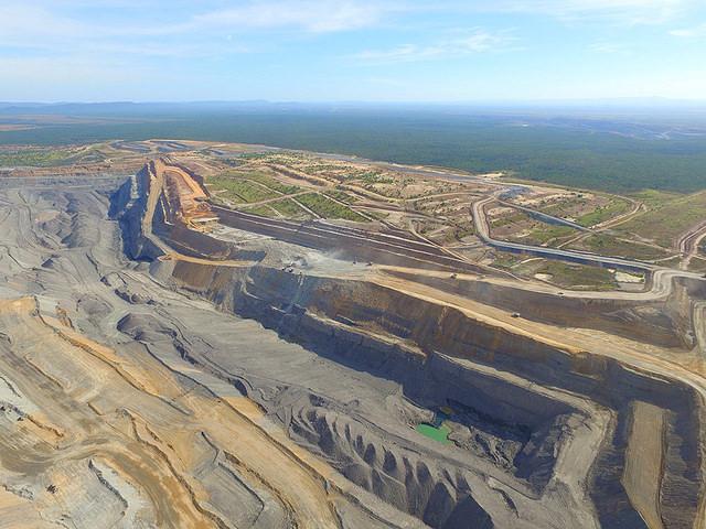 cola mining queensland, australia, mine rehabilitation, lock the gate alliance