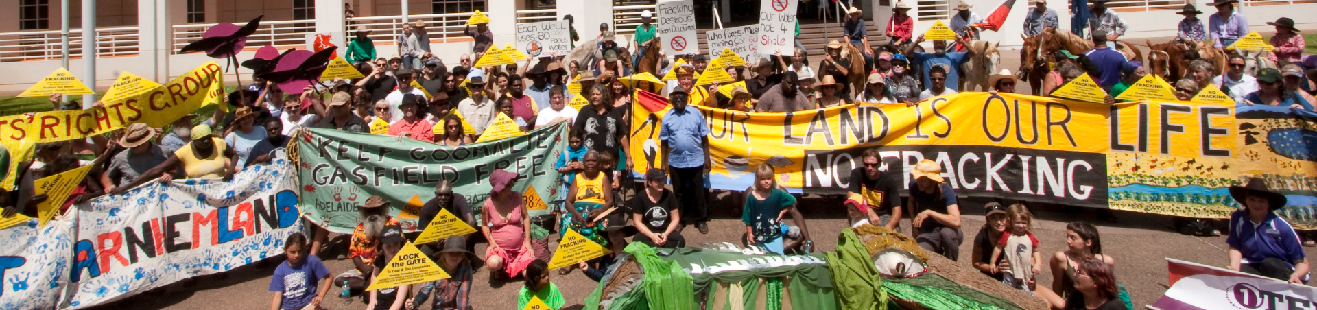 Stop Fracking the NT