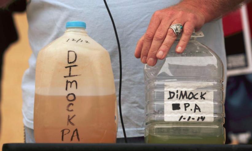 Minister's blinkered view of US fracking sites ignores evidence