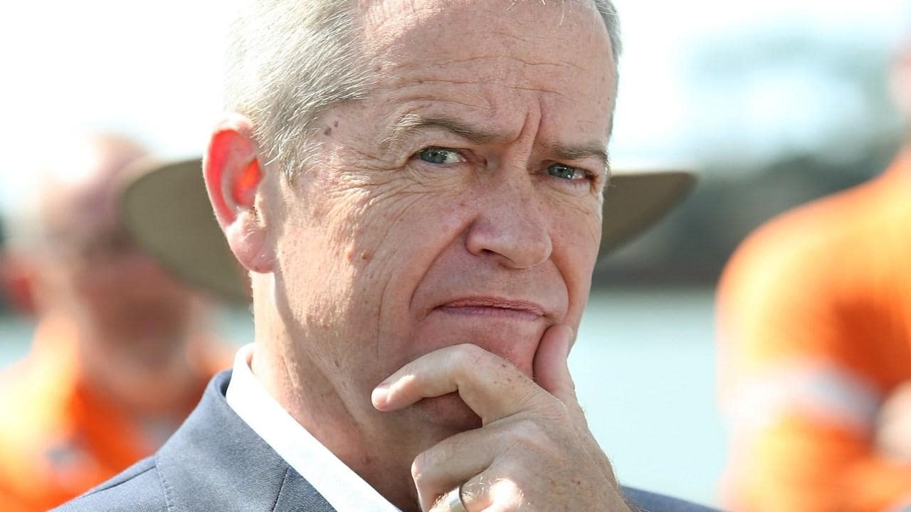 Shorten not sweet on NT communities with gas giveaway pledge