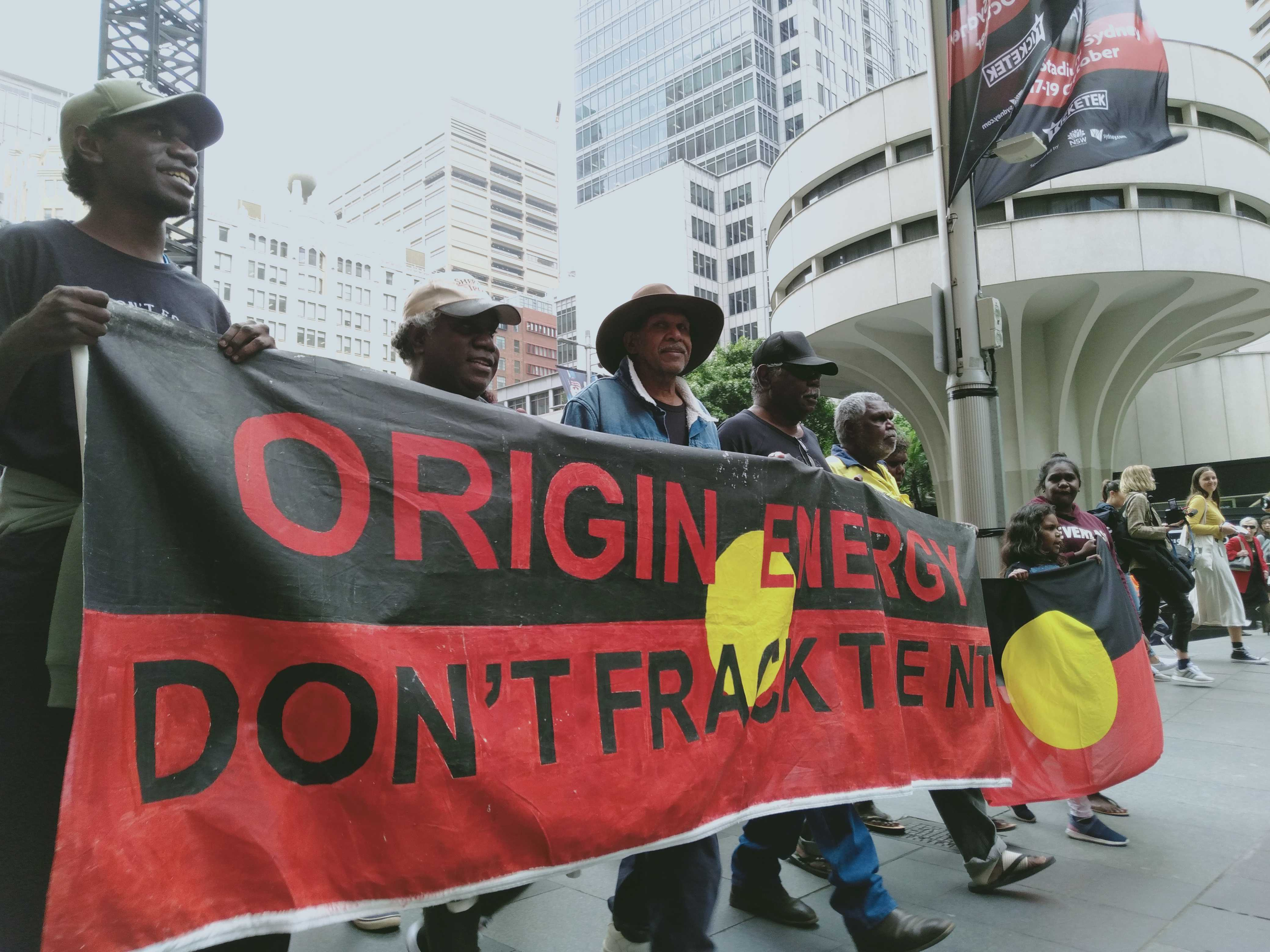 Fracking FIFO must end in NT during COVID-19 crisis