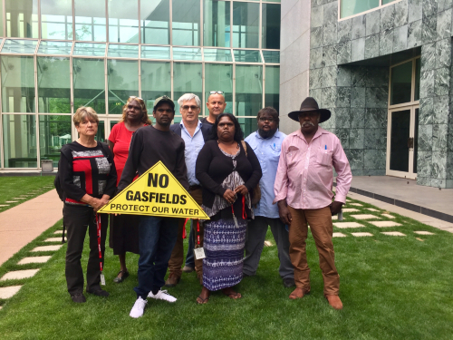 Federal Government waste taxpayer funds on NT fracking