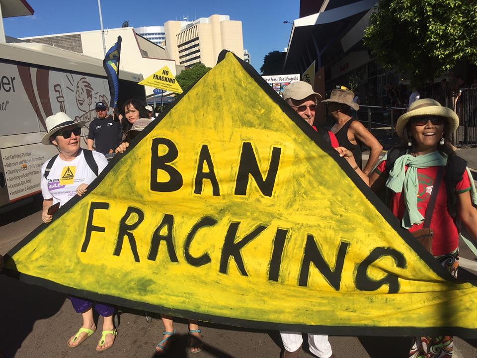 Keith Pitt throws tantrum over court challenge to fracked gas cash splash