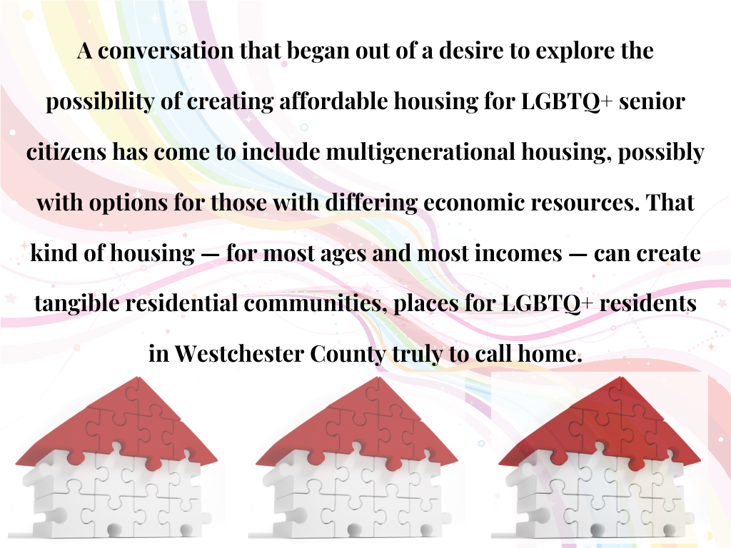 LGBTQ Affordable Housing in Westchester