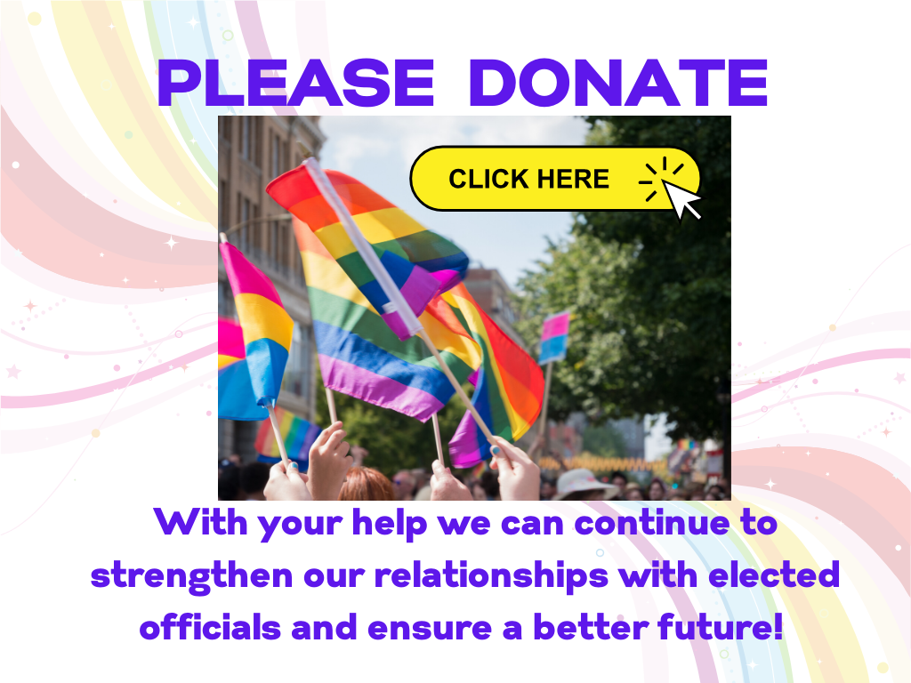 Please support The LOFT LGBT Community Center