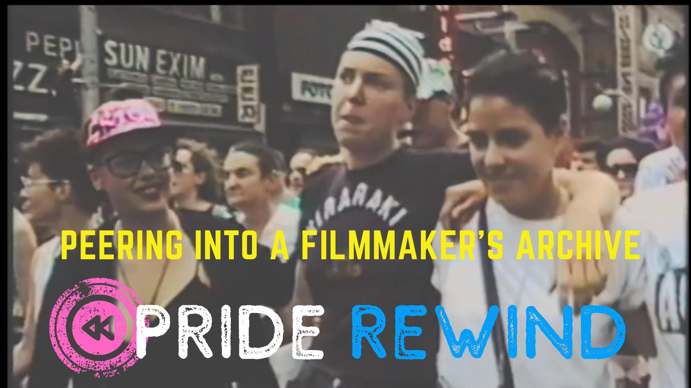 Aline Allegra Archival LGBT footage