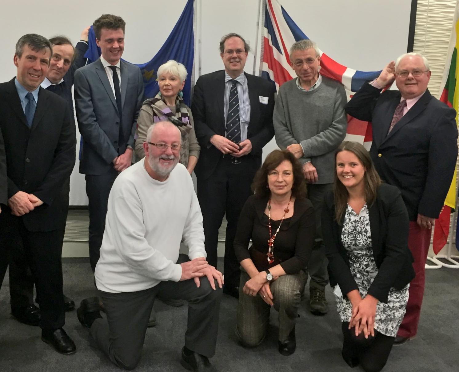 London4Europe Committee 2017