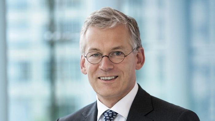 Frans van Houten, Philips CEO