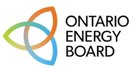 Ontario Energy Board Logo