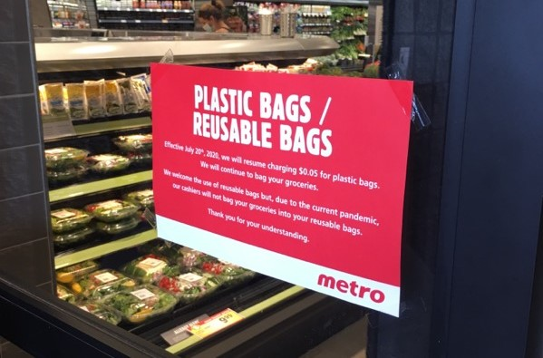 Metro Bag Collection