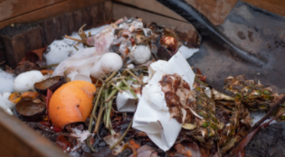Rotate Compost
