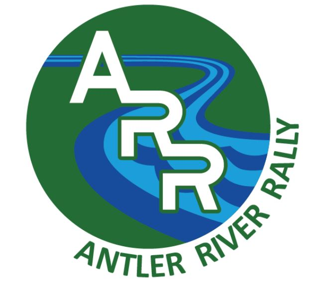 Antler River Rally logo