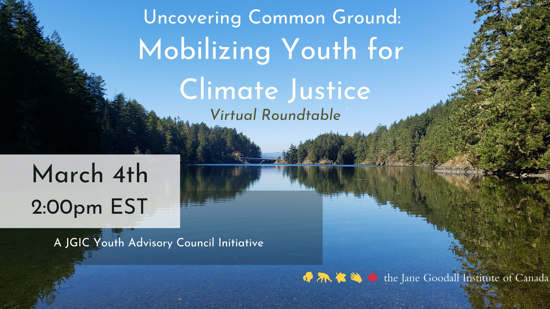 Mobilizing Youth Roundtable Poster