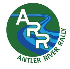 Antler River Rally Logo