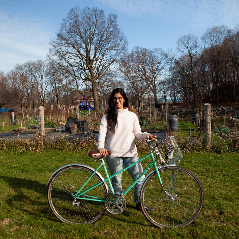 Mariam Waliji, Director at Urban Roots London