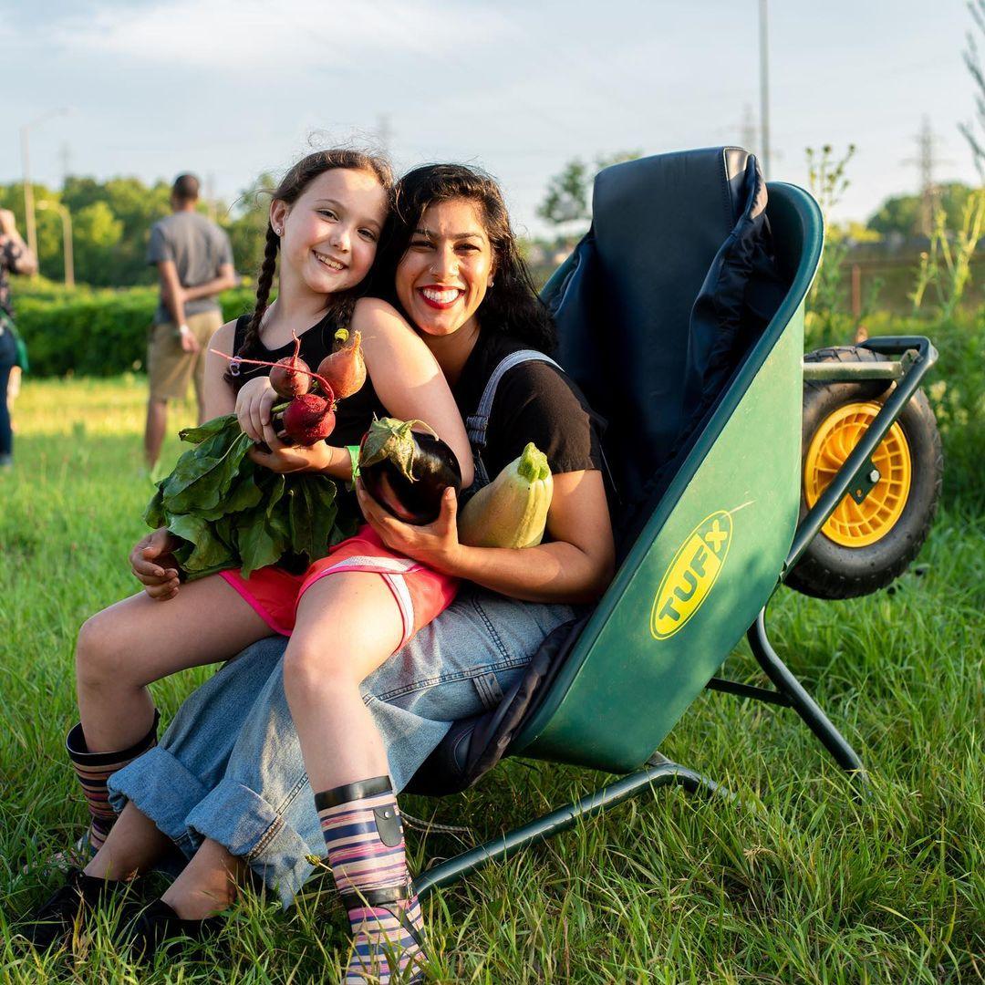 Urban Roots Volunteers