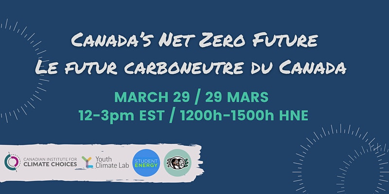Youth Climate Lab Event Poster