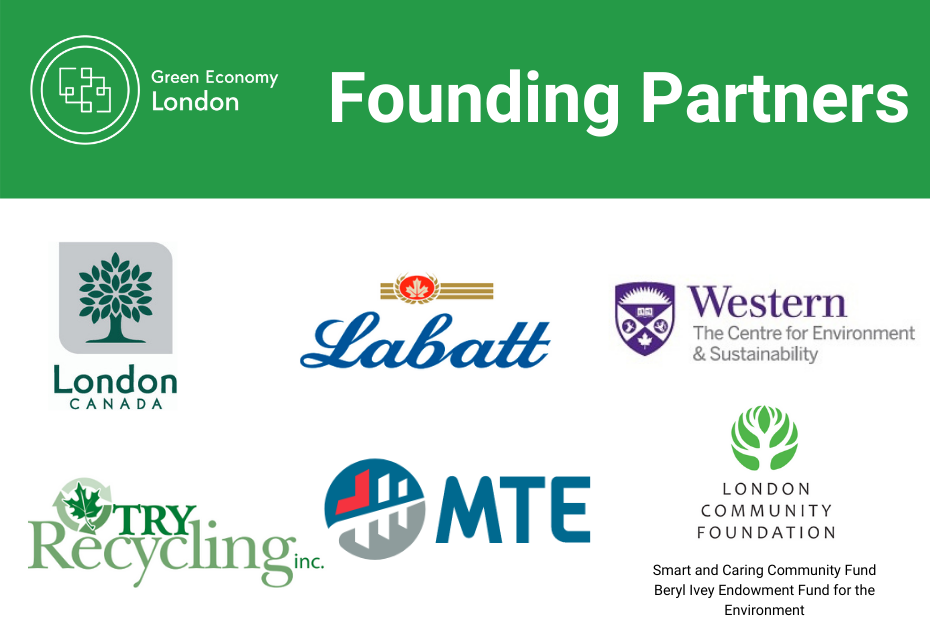 Green Economy London Founding Partners