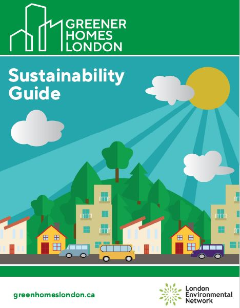 Image of a sustainable city