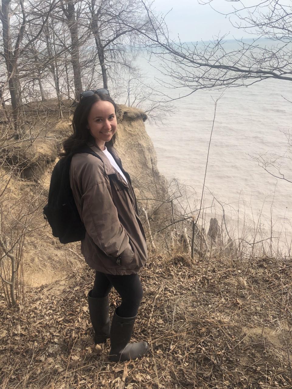 Mackenzie McKim - Hiking