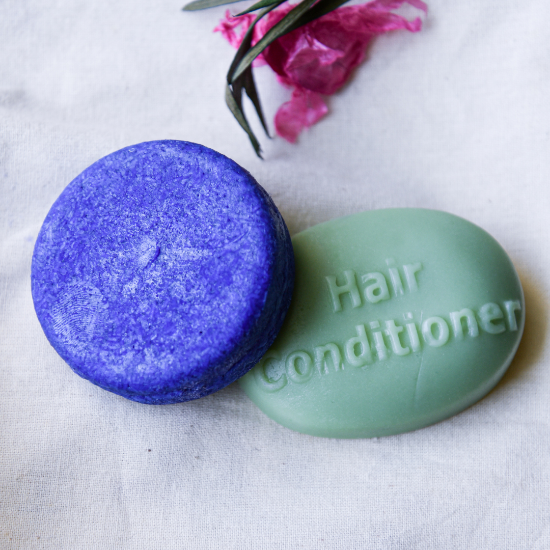 Shampoo and Conditioner Bar