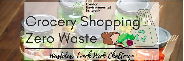 Wasteless grocery shopping