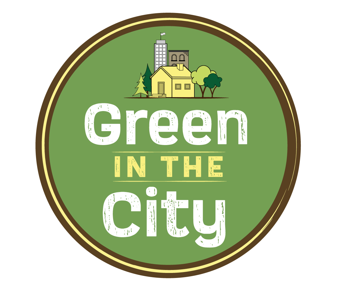 Green in the City Logo