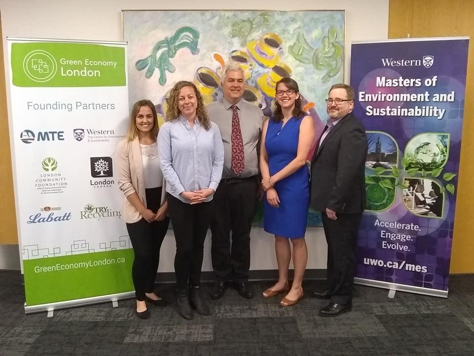 Green Economy London Presentation