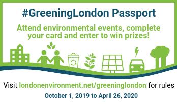 Greening London Passport