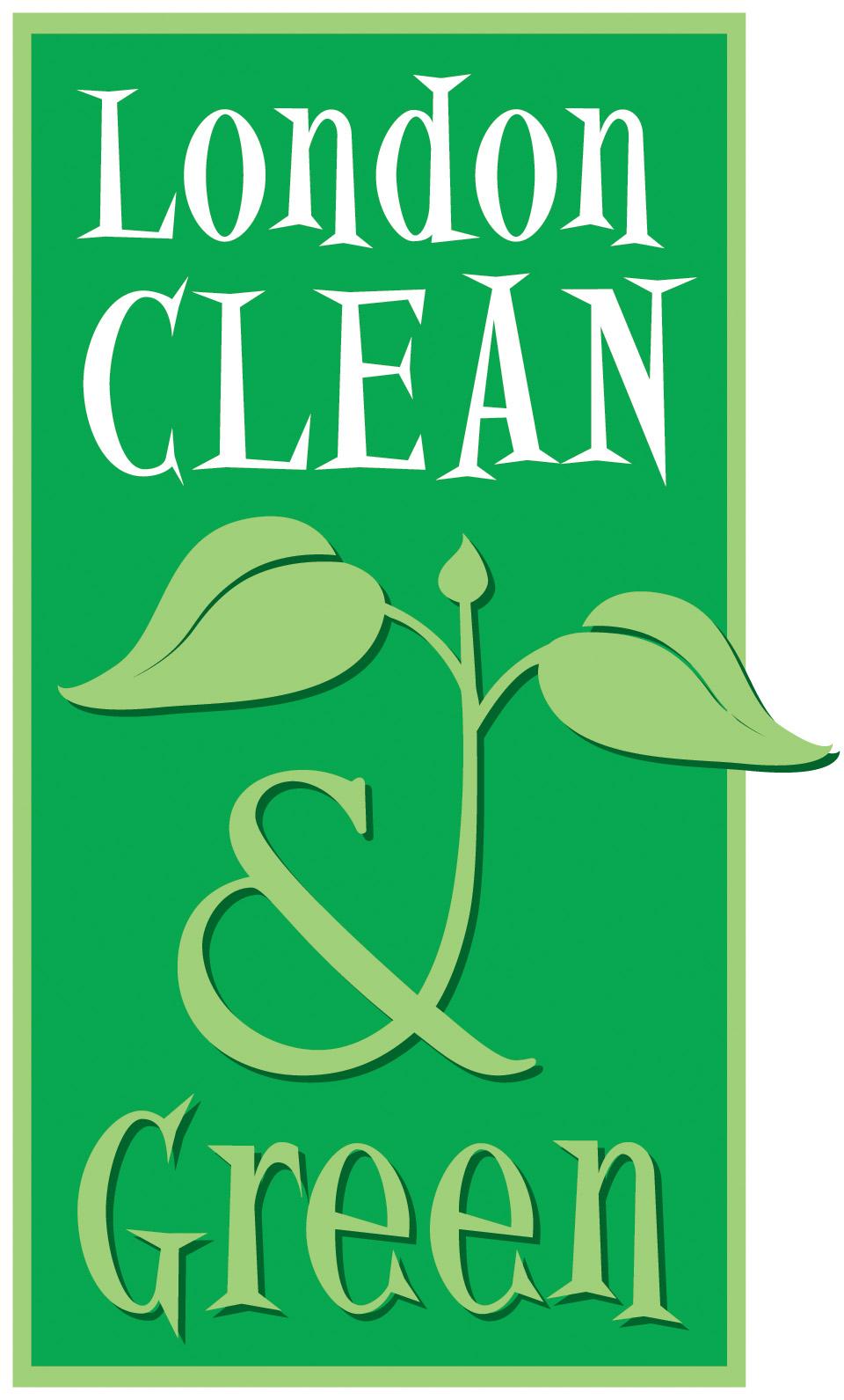 London Clean & Green Logo