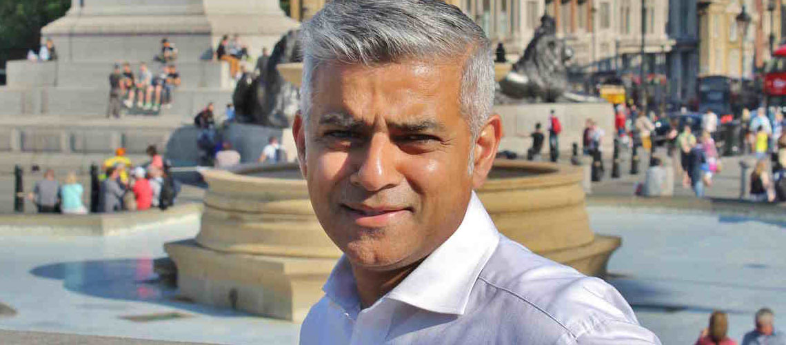 Sadiq Khan would restrict fast food outlets from opening next to schools