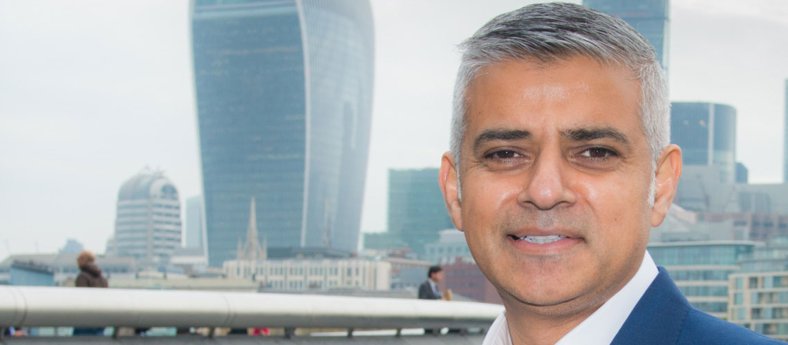 Sadiq Commenting on Surveillance Powers