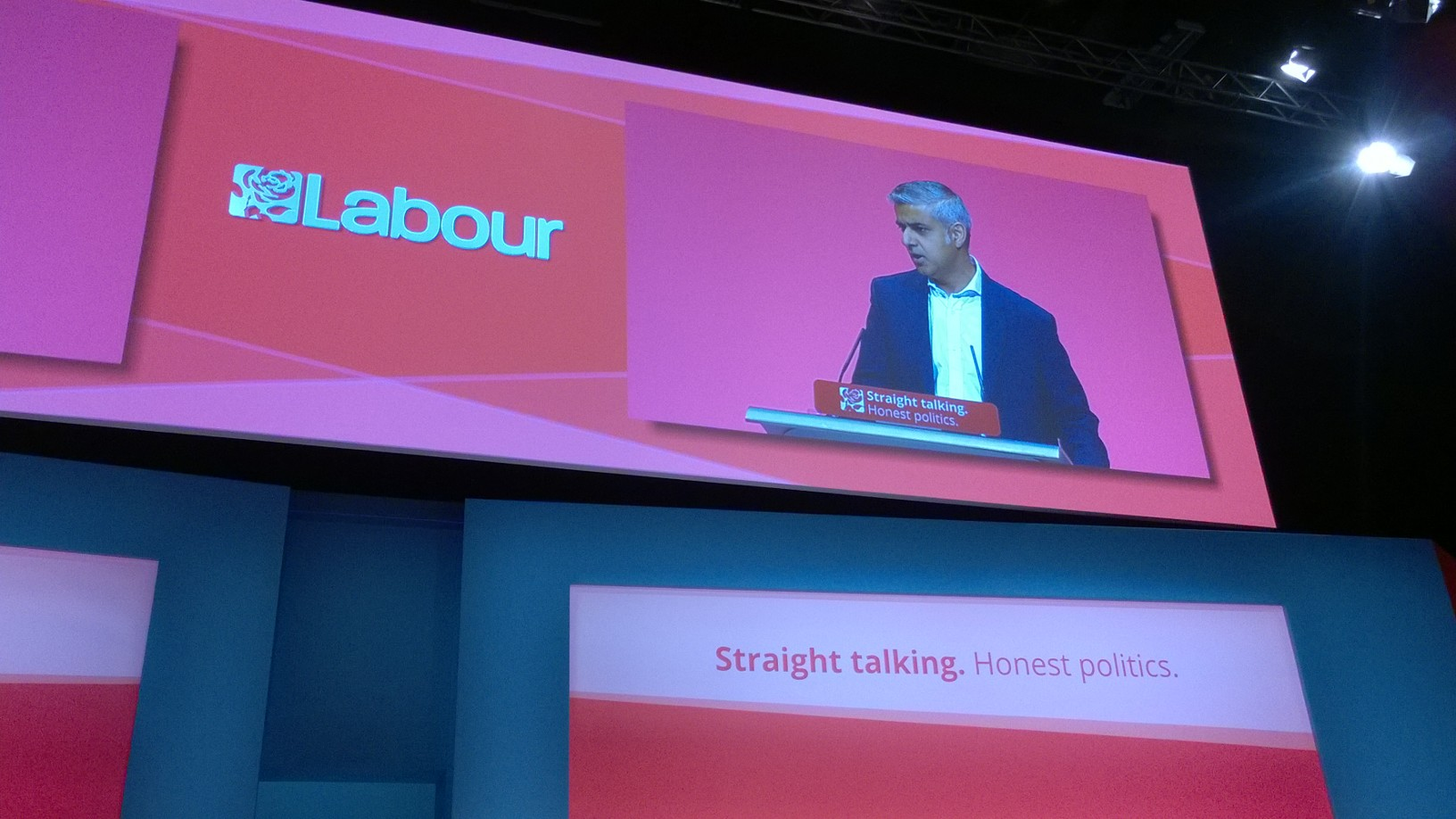 My speech to Labour Party Conference