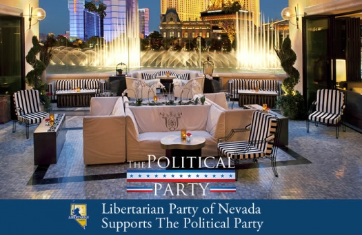 The Libertarian Party of Nevada Supports The Political Party