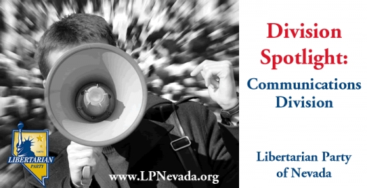 LPNevada Division Spotlight: Communications Division