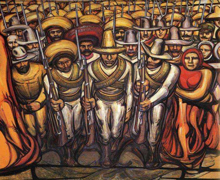 david-alfaro-siqueiros-from-the-dictatorship-of-porfirio-diaz-to-the-revolution-the-revolutionaries-WNMU.jpg