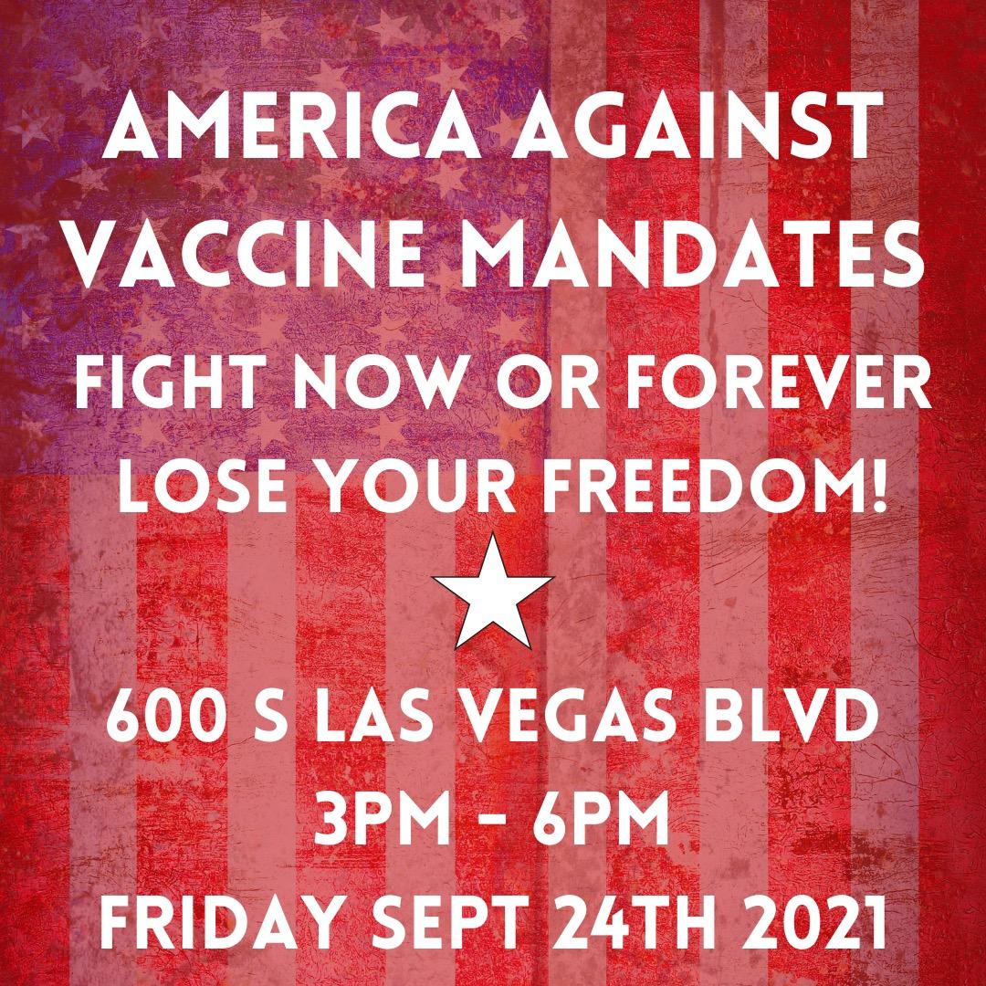 America Against Vaccine Mandates