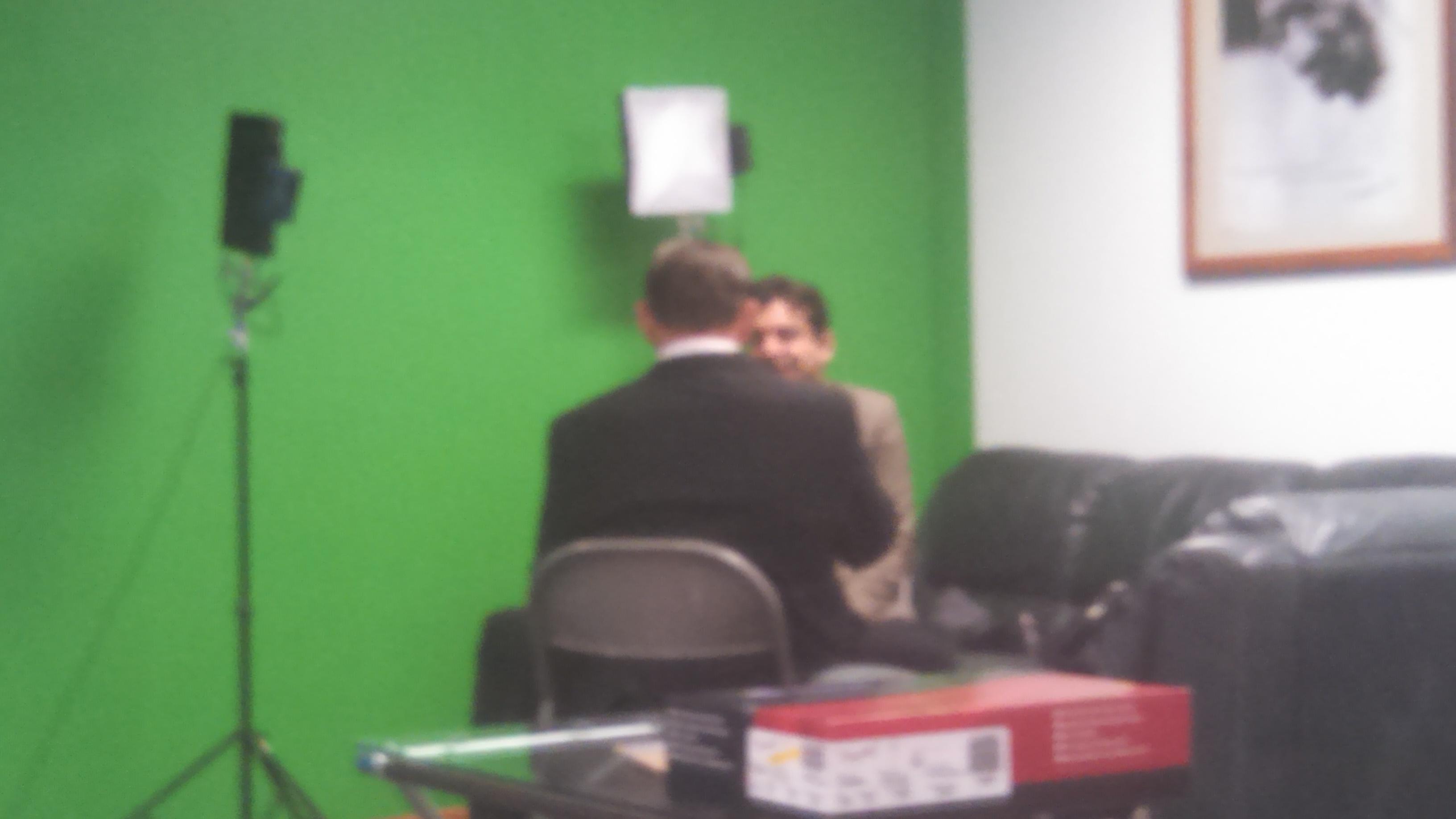 Brett Pojunis interviewed by Al Jazeera