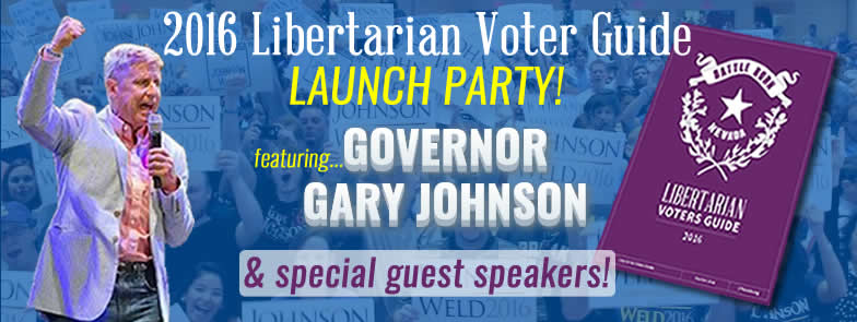 2016 Libertarian Party Voter Guide Event