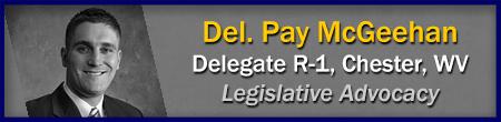 Del. Pay McGeehan