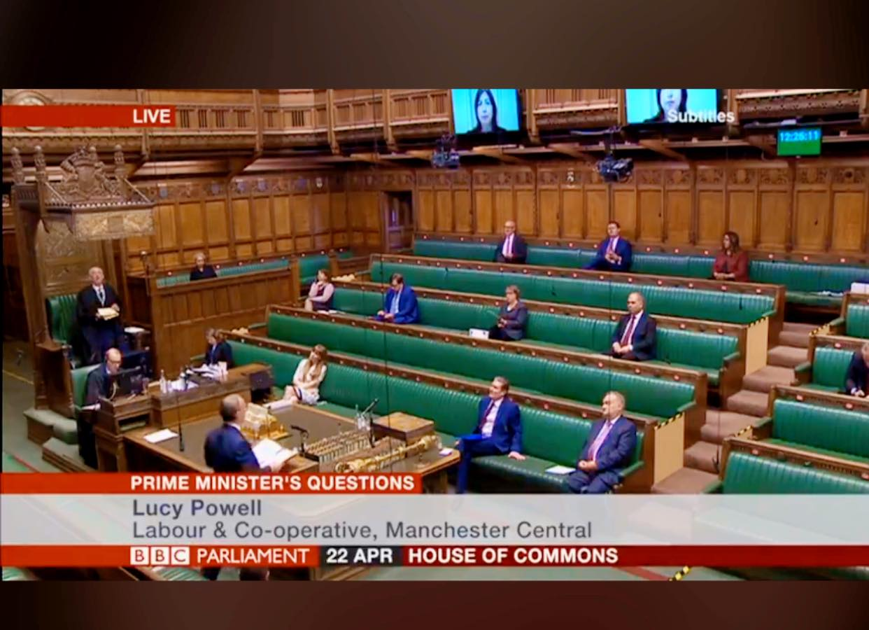 Hybrid Parliament is working well