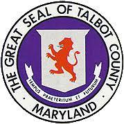 Talbot Co Seal