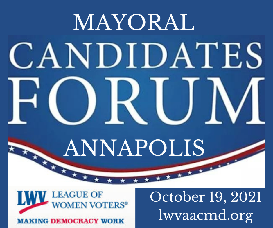 LWVAAC Candidate Forum graphic