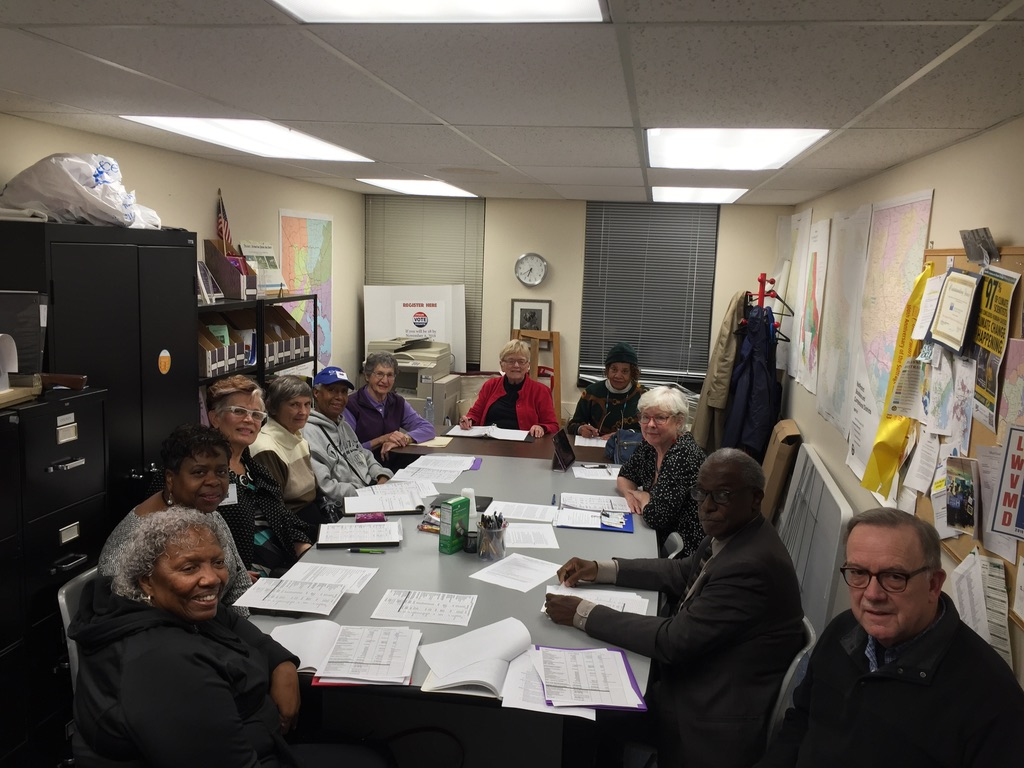 Board meeting Nov. 2018