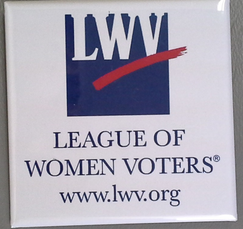The LWV Button