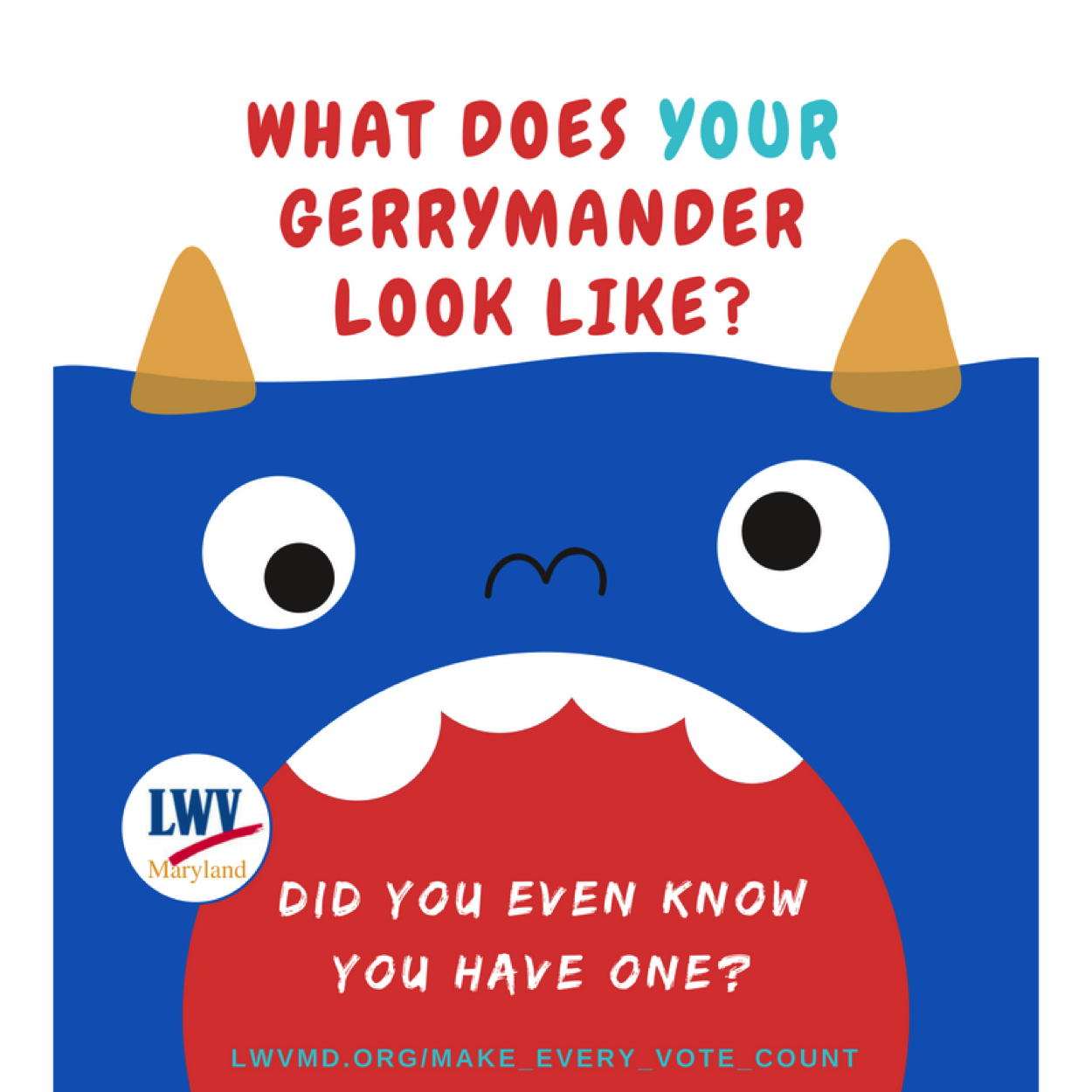 What does your gerrymander look like?