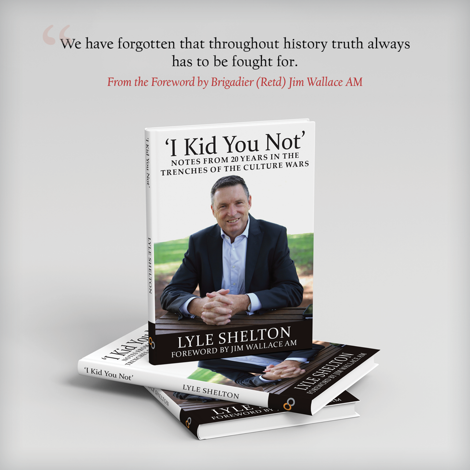 'I Kid You Not' Book Cover